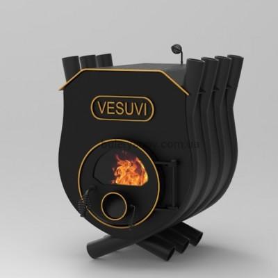 Піч булерьян з плитою Vesuvi Тип 01 + скло