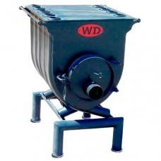 Піч булерьян з плитою WD Тип 01