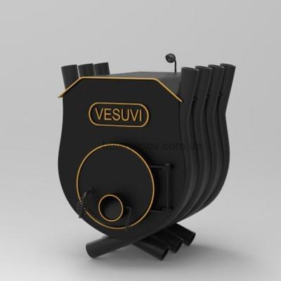 Піч булерьян з плитою Vesuvi Тип 01