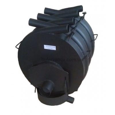 Опалювальна піч булерьян Вогник Тип 03 сталь 4 мм