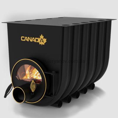 Піч булерьян з плитою Canada Тип 03 + скло